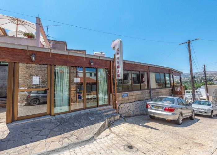 Restaurant For Sale  in  Polis