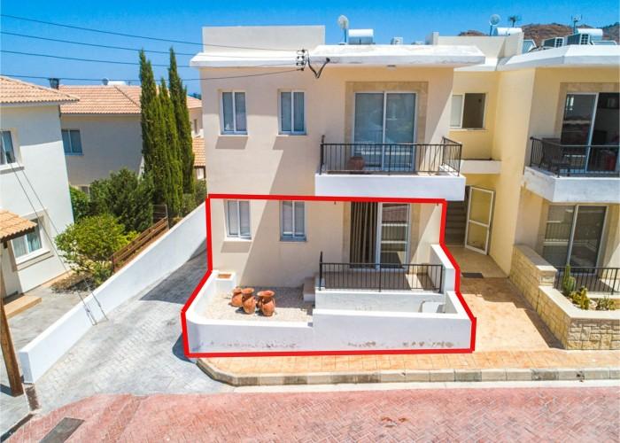 Ground Floor Apartment  For Sale  in  Argaka