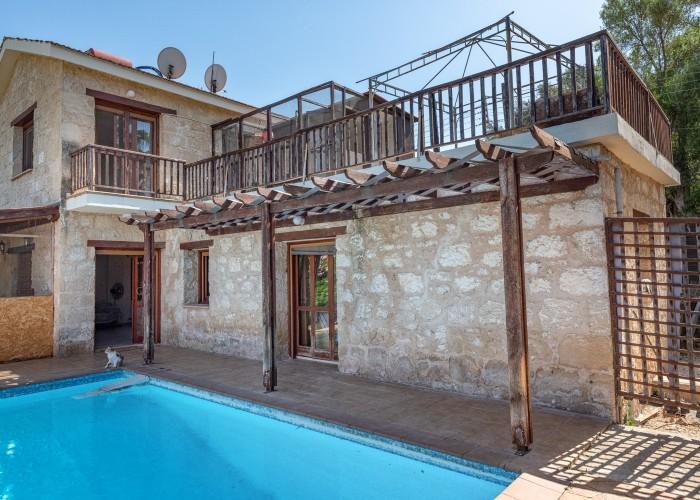 Detached Villa For Sale  in  Skoulli